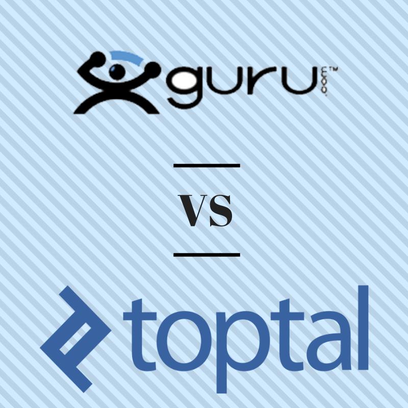 The Best Freelancer Websites for Finding Developers: Guru Vs TopTal Vs Upwork